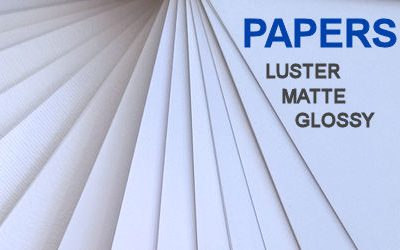 best photo printing papers