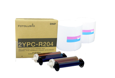 Sony / DNP 4x6 Media for UPDR200 & UPCR20L SnapLab (2UPCR204 & 2YPCR204) 1400 total prints 2YPCR204 or (2UPCR204)