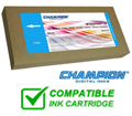 Champion Compatible Dry Lab Inks for the Fuji DL410, DL430 & DL450 printers