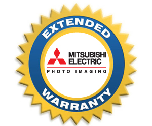 Mitsubishi Year 2, 3 and 4 Extended Warranty  for CP-D707DW, CP-D70DW, CP-9810DW, CP9550DW and CP-3800DW EXT-PR36-01
