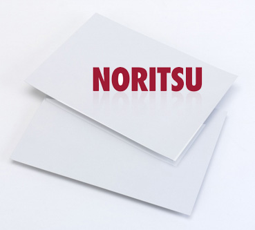 "Noritsu D502 Double Sided Thin 8""x8"" Paper H073173-00"