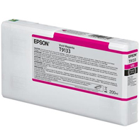 Epson UltraChrome HDX VIVID MAGENTA Ink Cartridge - 200 ml T913300