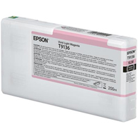 Epson UltraChrome HDX VIVID LIGHT MAGENTA Ink Cartridge - 200 ml T913600