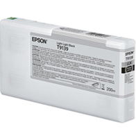 Epson UltraChrome HDX LIGHT LIGHT BLACK Ink Cartridge - 200 ml T913900