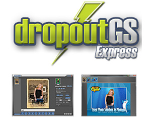 dropoutGS Epress GreenScreen