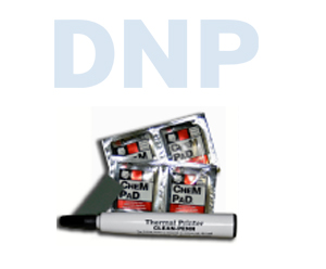 Print Head Cleaning Kit for all DNP DS and RX printers 100-860