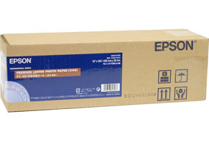 Epson Premium Luster Photo Paper (260) 10in x 100ft roll S042077