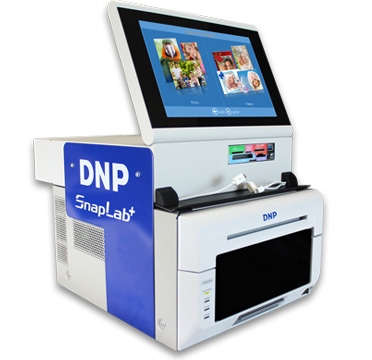 DNP SnapLab Kiosk Terminal and DS620A Photo Printer SL620A-SET