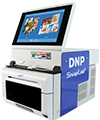 DNP Kiosks, Accessories and Media
