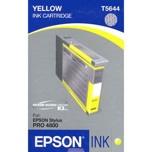Epson Pro 4880 Ink Yellow T605400