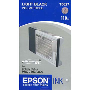 Epson Light Black Ink (110ml) T602700