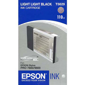 Epson Light Light Black Ink 110ml T602900