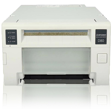 Mitsubishi CP-D80DW Dye Sub Photo Booth Printer CP-D80DW