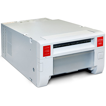 Mitsubishi CP-K60DW-S Eco-Value Dye-Sub Photo Printer CP-K60DW-S