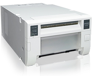 Mitsubishi CP-D70DW Pro-Performance Dye-Sub Photo Printer CP-D70DW