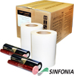Sinfonia CS2 printer media supplies