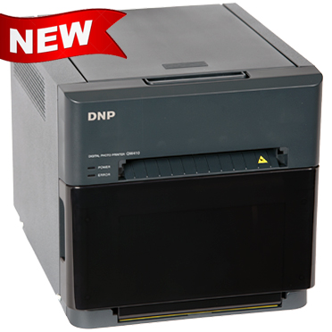 DNP DP-QW410 Dye Sub Photo Printer QW410-SET