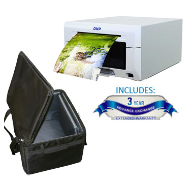 Dnp Ds620a Dye Sub Printer Case Bundle Fotoclub Inc