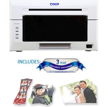 DNP DS620A Dye Sub Photo Printer DS620ASET