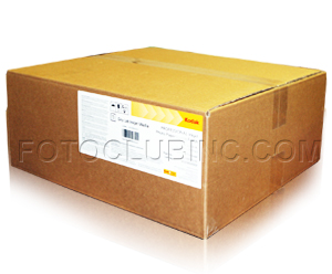 "Kodak Professional Dry Lab Inkjet Photo Paper, Lustre DL 4""in x 328'ft (4 Rolls) - 10 mil, 255g with a 3"" Core KPRO4LDL"