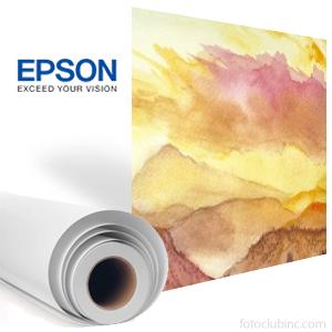 Epson Exhibition Watercolor Paper Textured 17