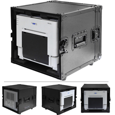 Black Label DNP DP-RX1HS Photo Booth Printer Case FZDNPRX1BL