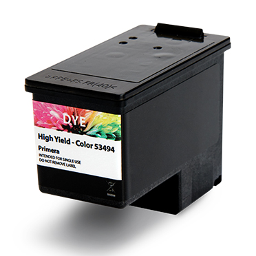 Impressa IP60 Color Ink Cartridge, Dye-Based 53494