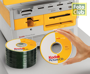 Kodak Picture CD (50 CD beehive) 187-6663 (1876663)