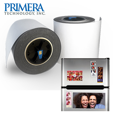 "Impressa IP60 6"" MAGNETIC Photo Paper 13 mil, 100 feet per roll, 2-Rolls - 570 prints 057362"
