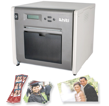 HiTi P525L Dye Sub Photo Printer 88.D2035.01AT