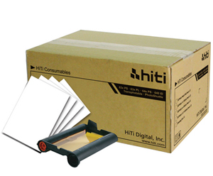 "HiTi 4x6"" Photo (12 Packs - 50 prints each pack) for the S420 SnapShot Printer - 600 total prints 87.P3411.15XV"