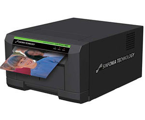 Sinfonia Color Stream CS2 Dye Sub Photo Printer CHC-S6145 ( CHCS6145 )