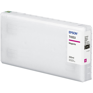 Epson SureLab D870 UltraChrome D6r-S MAGENTA Ink Cartridge - 200 ml T43S320