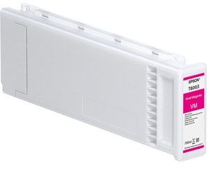 Epson UltraChrome PRO Vivid Magenta Ink Cartridge T800300 - 700ml T800300