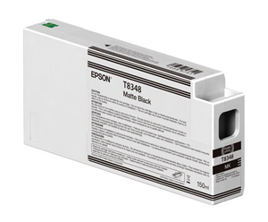 Epson UltraChrome HD Matte Black T834800 Ink Cartridge - 150ml T834800